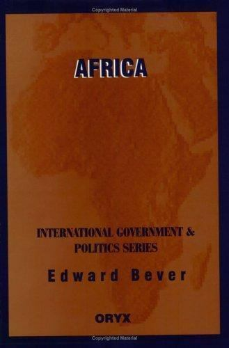 Africa: By Edward Bever