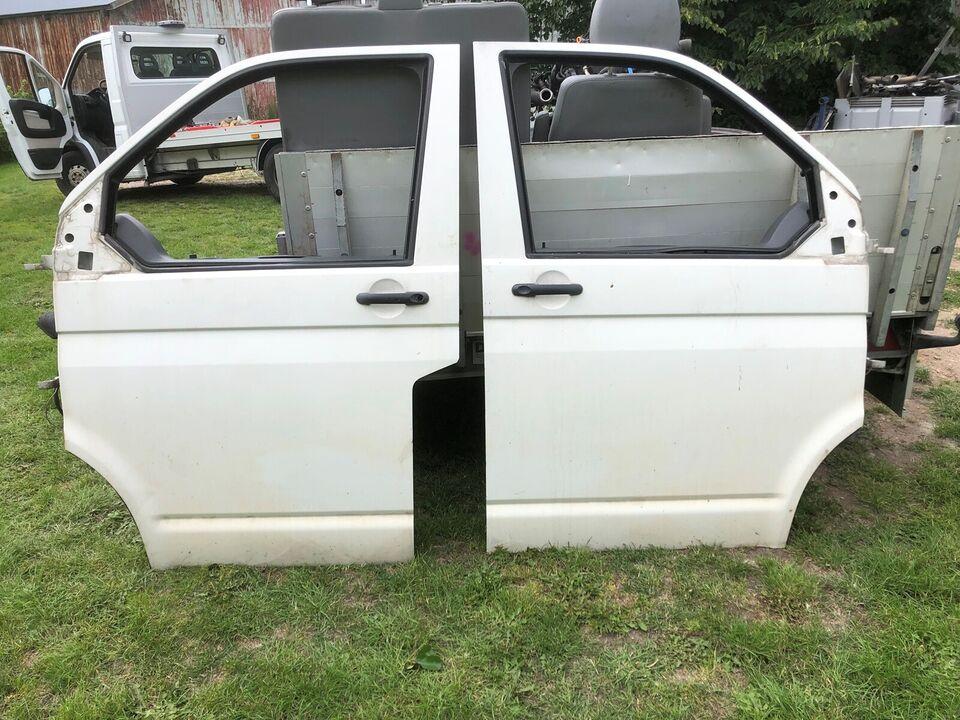 Plade- og karosseridele, Døre, VW Transporter t5