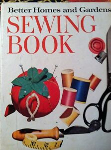 Vintage sewing book better homes and gardens 1970 mint Better homes and gardens video episodes