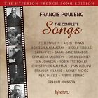 Poulenc: The Complete Songs (CD, Sep-2013, 4 Discs, Hyperion)