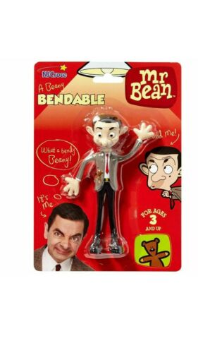Ty Mr Bean Bendable Official Product Flexible Figure