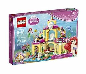 Lego Disney Princess Ariels Undersea Palace 41063