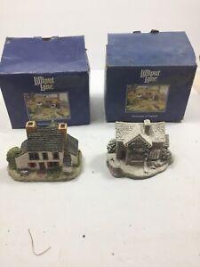 Lilliput-Lane-Cottage-retirado-1995-Excelentes-Condiciones-Con-Caja-1