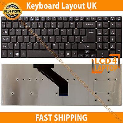 New Acer 5755 5830 V3-55 V3-571 V3-771 V121702AS1 Laptop keyboard UK Layout  | eBay