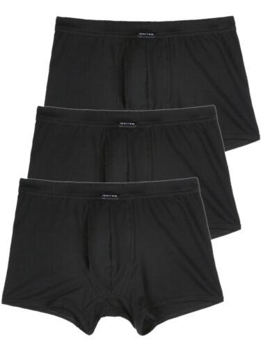 Nero M-XXXL Pantaloncini Uomo 3er pack di cito 320//1-320-c Taglia 5-9 in bianco o