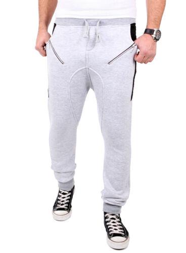 Reslad pantalones deportivos señores patched sweatpant Sport pantalones rs-305 nuevo
