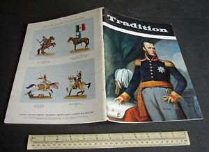 Vintage-1970s-034-Tradition-034-51-Superb-Model-Soldier-amp-Military-History-Magazine