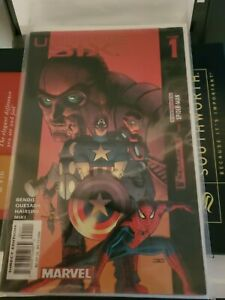 Ultimate End 1-5 Complete Comic Lot Run Set Marvel Collection Bendis