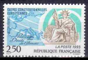1993-FRANCE-TIMBRE-Y-amp-T-N-2808-Neuf-SANS-CHARNIERE
