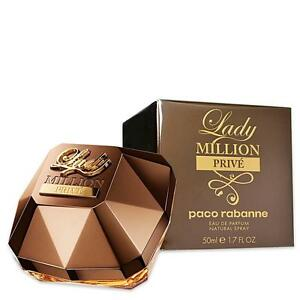 Paco Rabanne Lady Million Prive For Her 50ml Edp Spray Brand New