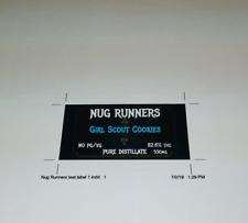Full Color Waterproof Labels 504 Custom Printed 125 X 25 Rectangle 84 Of 6