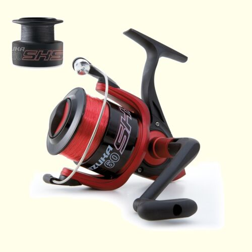 Lineaeffe Shizuka  Fixed Spool Sea Fishing Reel Beachcaster All Sizes