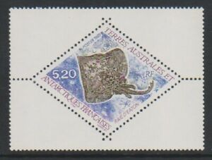 French-Antarctic-1999-5f20-Ray-Fish-stamp-MNH-SG-398