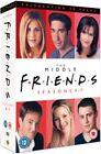 Friends The Middle - Seasons 4-7 5051892175876 DVD Region 2