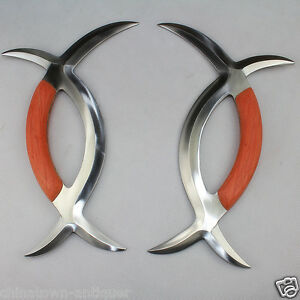 Chinese-taiji-weapon-yuanyang-tomahawk