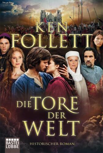 1 von 1 - Die Tore der Welt von Ken Follett (2012, Taschenbuch)
