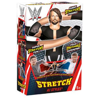 World Wrestling Stretch Wwe Aj Entertainment Stili Figura - 0sa-06908- Colore Veloce