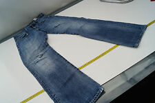 G-STAR Blade Loose Herren Jeans Hose 32/34 W32 L34 stonewash used look Risse #28