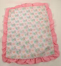 Vintage Muppet Babies Doll Bed Crib Blanket Comforter Kermit Miss Piggy Henson