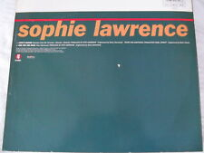 Sophie Lawrence - Loves Unkind / One for the Road - IQ Records ZT 44822 - MAXI S