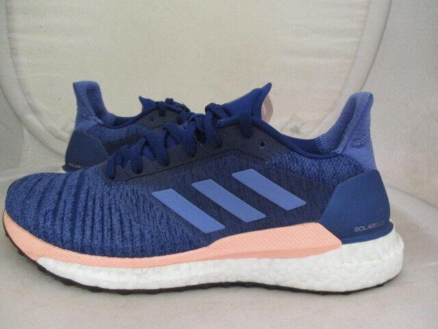 Adidas solarglide Femmes fonctionnement Baskets UK 5.5 US 7 EUR 38.2/3 ref 3934 -