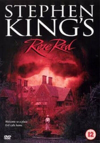 Rose Red [Region 2] - DVD - New - Free Shipping.