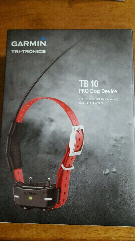 Nuevo Garmin Tb10 añadir al cuello