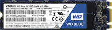 WD - Blue PC SSD 250GB Internal SATA Solid State Drive for Laptops - Black/