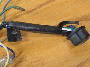 Details about HEADLIGHT EXTENSION WIRING HARNESS 1975 HONDA GOLDWING on