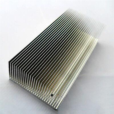 Unique 200*69*36mm Heatsink Heat Sink Cooling Radiator For Power IC Transistor