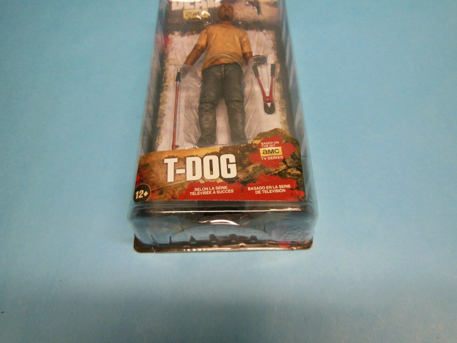 McFarlane Toys The Walking Dead T-DOG Action Figure Figure Figure Series 9 01ae0f