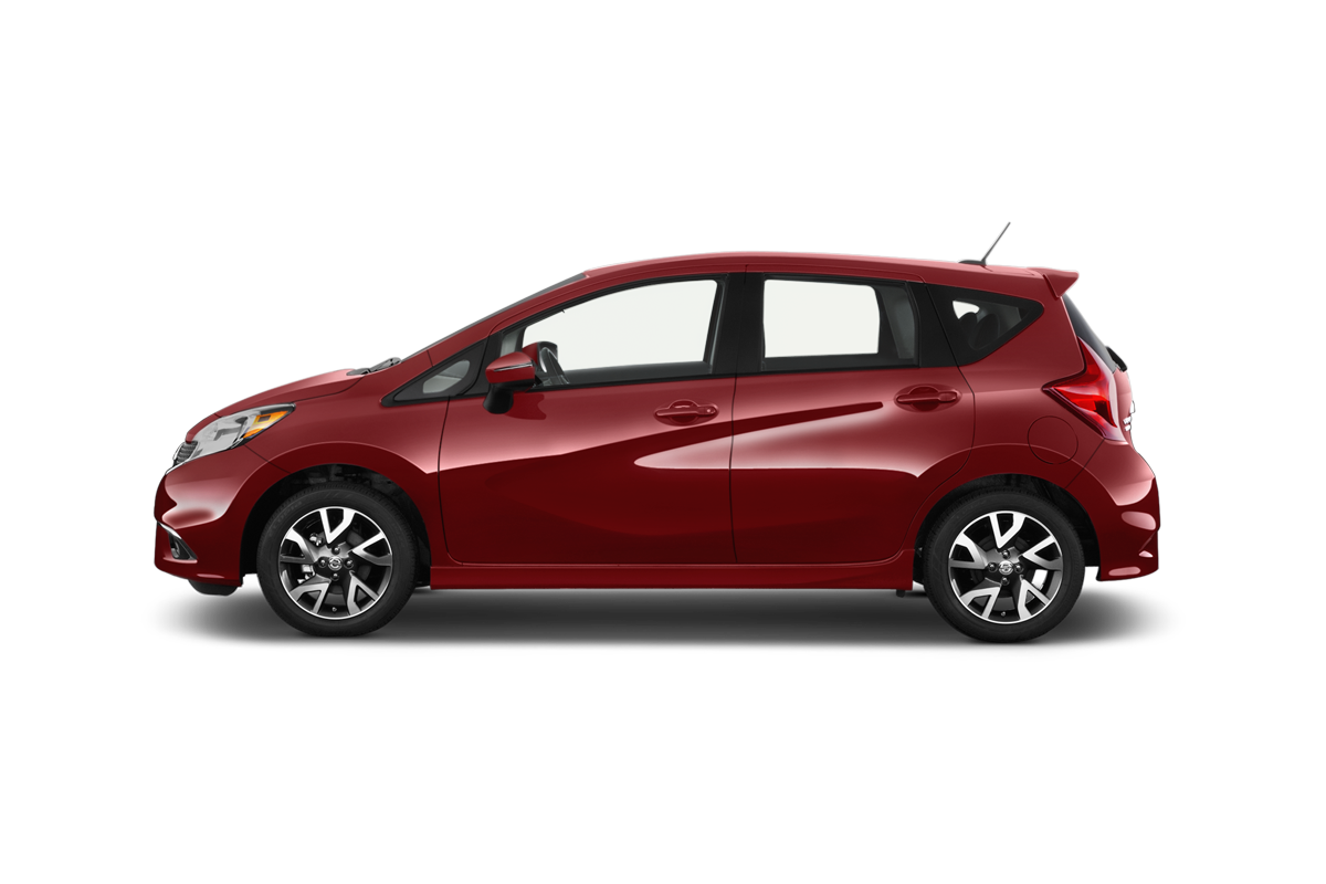 Nissan Versa side view