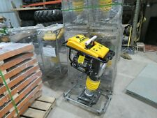Jumping Jack Tamping Rammer Dirt Tamper Compactor With65hp 196cc Mustang Ml80d