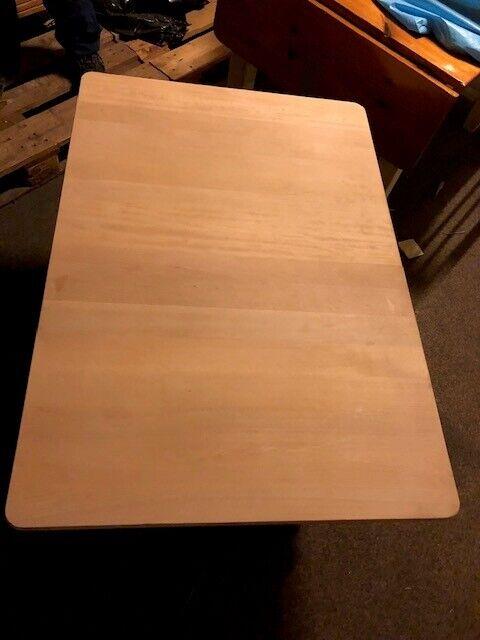 Sofabord, ukendt, egetræ