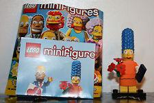 Lego minifig Marge en tenue de soirée, Simpson série 2