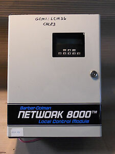 barber coleman network 8000 local control module lcm 88210 1 fire rh ebay com