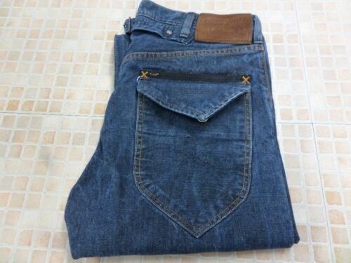 Clark RᄄᆭfK650 Rider taille bon L32 jeans Homme Lee Taille Trᄄᄄs basse Blue W32 rdBeCxo