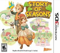 Story Of Seasons - Nintendo 3ds , New, Free Shipping on sale