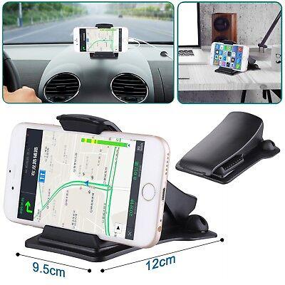 Smartphone Navigation Holder Bracket for Cellphone HD Glass Plate Car HUD
