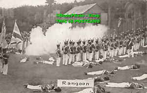 R402262 Rangoon. Gale and Polden. Aldershot Tattoo Series