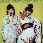 Kimono My House [Bonus Tracks] by Sparks (CD, Oct-2006, Island (Label))