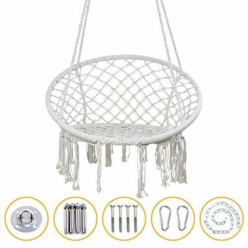 Swing Chair Hammock Hanging Kit Ceiling Hook Hardware Carabiner Stand Outdoor For Sale Online Ebay