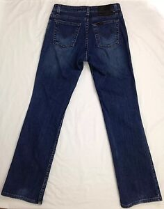 HARLEY DAVIDSON Jeans Womens Size 4 Regular Blue Denim Classic Motorcycle Cotton | eBay