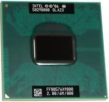 Intel Core 2 Extreme Processor X9000 6MB Cache 2.80GHz 800 MHz FSB CPU laptop