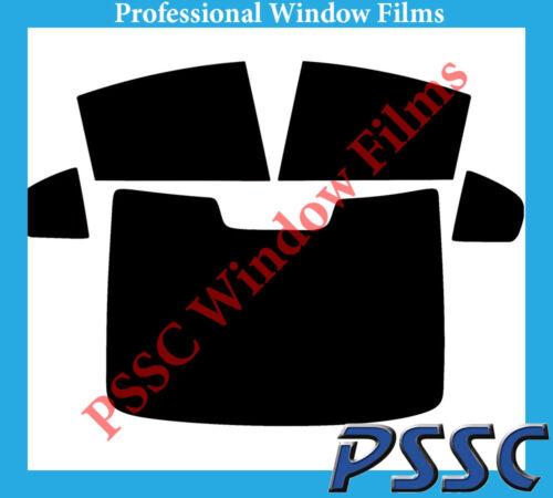 Volvo S60 Saloon 2010 to 2016 PSSC Pre Cut Rear Car Window Films