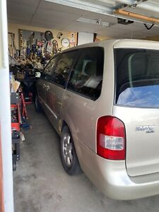 Mazda mpv 2000