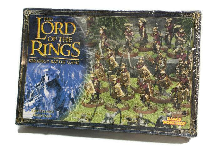 Games Workshop - Lord of the Rings - Easterlings Sealed