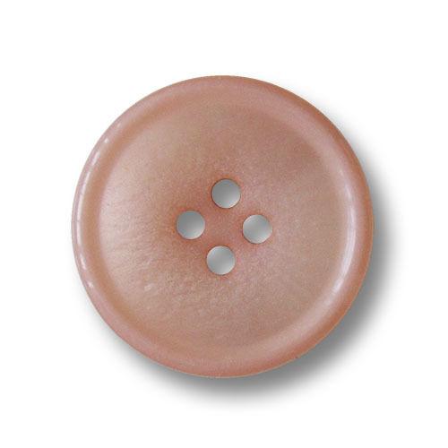 5 bezaubernde rosa Vierloch Kunststoffknöpfe mit Perlmutt Schimmer 1393rs-23