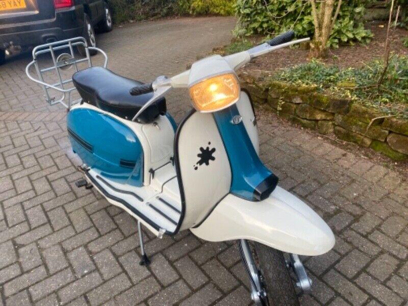 lambretta scooter wanted