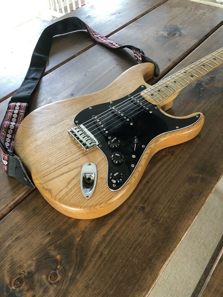 Elguitar, Fender (US) Stratocaster 1976 Hardtail